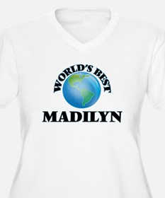 World's Best Madilyn Plus Size T-Shirt
