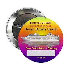 """Dawn Down Under 2008 - 2.25"""" Name Tag -Button"""