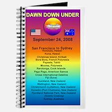 Dawn Down Under 2008 Journal