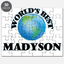 World's Best Madyson Puzzle