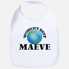 World's Best Maeve Bib