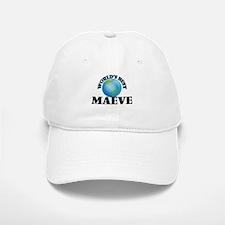 World's Best Maeve Baseball Baseball Cap