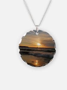Golden Sunset Lk Superior Necklace