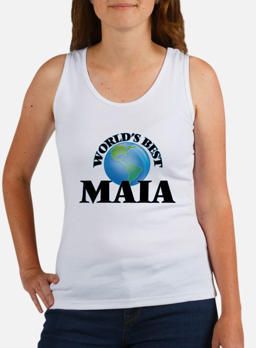 World's Best Maia Tank Top