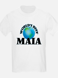 World's Best Maia T-Shirt