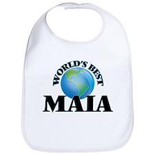 World's Best Maia Bib