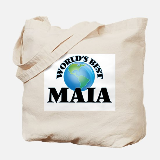 World's Best Maia Tote Bag