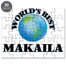 World's Best Makaila Puzzle