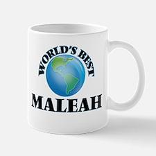 World's Best Maleah Mugs