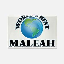 World's Best Maleah Magnets