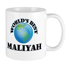 World's Best Maliyah Mugs