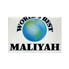 World's Best Maliyah Magnets
