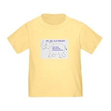 Infant/Toddler Ele-Friend T-Shirt