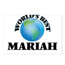 World's Best Mariah Postcards (Package of 8)