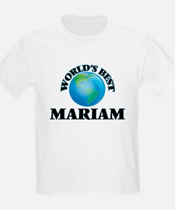 World's Best Mariam T-Shirt