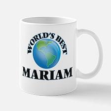 World's Best Mariam Mugs