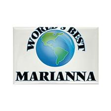 World's Best Marianna Magnets