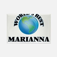 World's Best Marianna Magnets