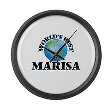 World's Best Marisa Large Wall Clock