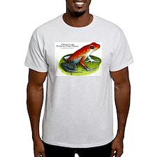 Granular Poison Dart Frog T-Shirt