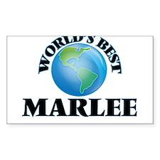 World's Best Marlee Decal