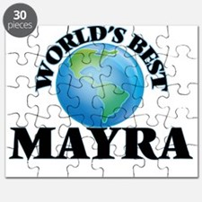 World's Best Mayra Puzzle