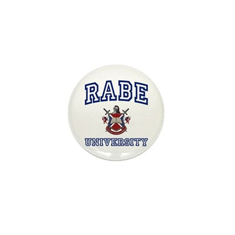 RABE University Mini Button
