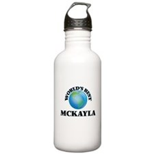 World's Best Mckayla Water Bottle