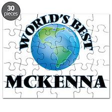 World's Best Mckenna Puzzle