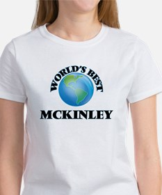 World's Best Mckinley T-Shirt