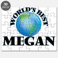 World's Best Megan Puzzle