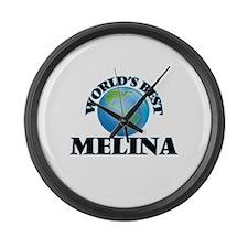 World's Best Melina Large Wall Clock