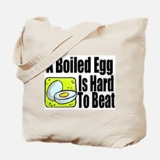 Boiled Egg Tote Bag