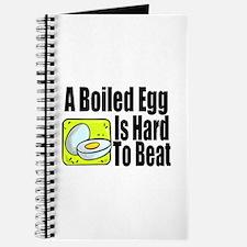 Boiled Egg Recipe Journal
