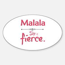 Malala is fierce Decal