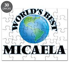 World's Best Micaela Puzzle