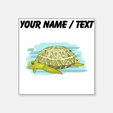 Custom Sea Turtle Sticker