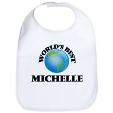 World's Best Michelle Bib