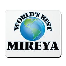 World's Best Mireya Mousepad