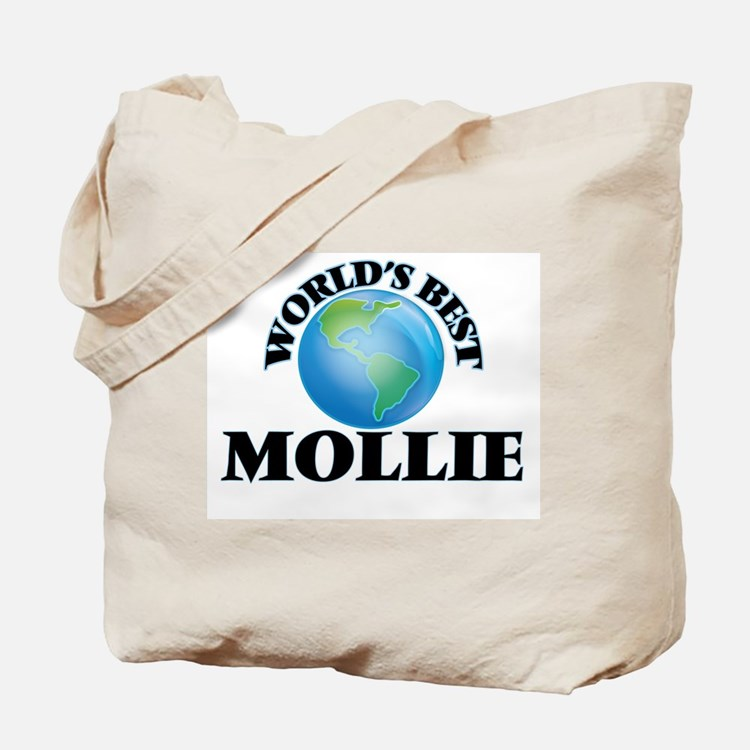 World's Best Mollie Tote Bag