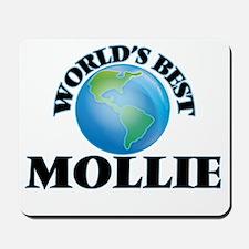 World's Best Mollie Mousepad