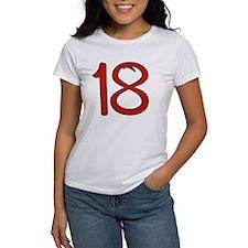 Bitch 18 Tee