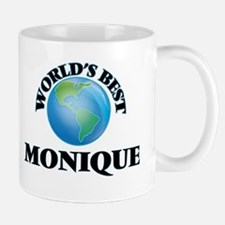 World's Best Monique Mugs