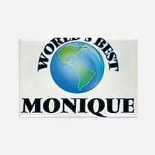 World's Best Monique Magnets