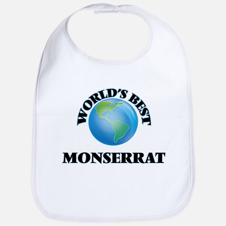 World's Best Monserrat Bib