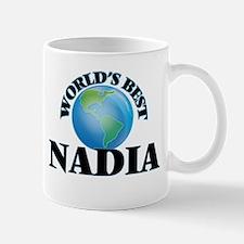 World's Best Nadia Mugs