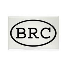 BRC Oval Rectangle Magnet