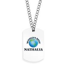 World's Best Nathalia Dog Tags