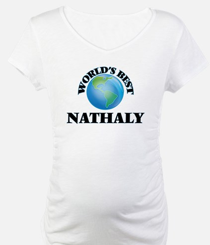 World's Best Nathaly Shirt