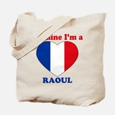 Raoul, Valentine's Day Tote Bag